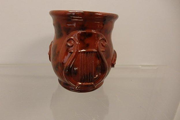 JCS Redware Mug - 2