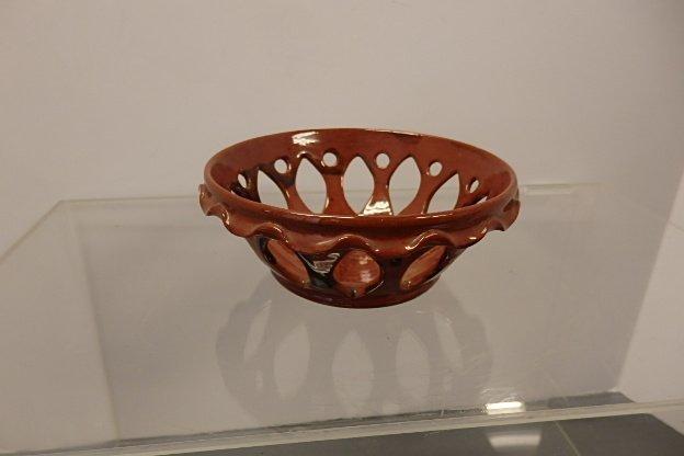 Breininger Pottery Basket