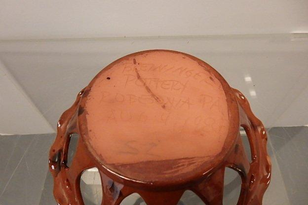 Breininger Pottery Basket - 3