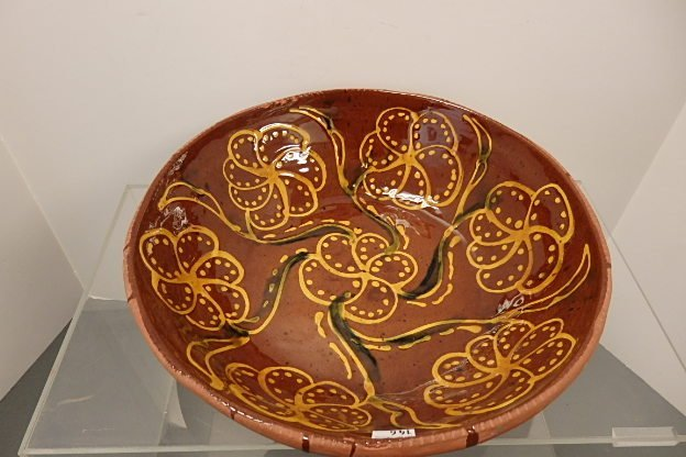 Breininger Redware Bowl - 2