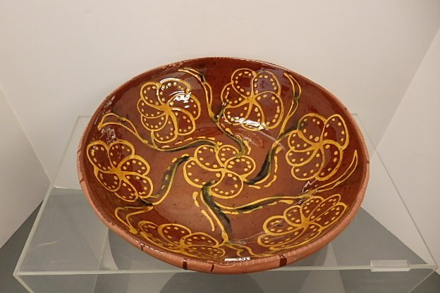 Breininger Redware Bowl - 3