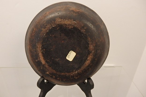 Lot 2 Red Ware  Plates - 4