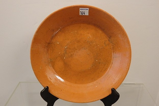 Jug town Ware plate