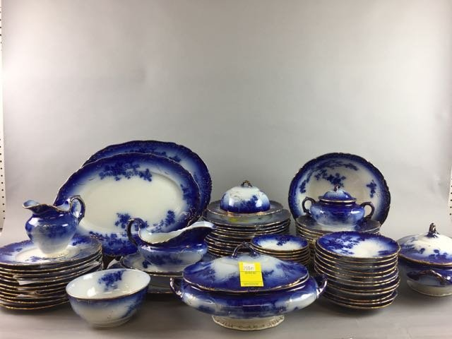 Flo Blue China Service