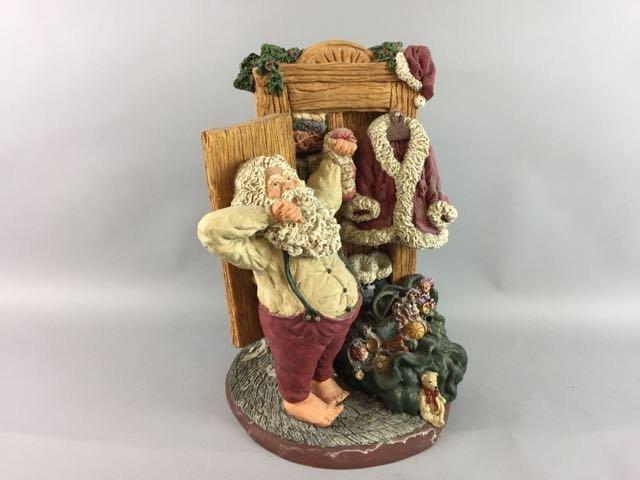 June Mckenna Santa