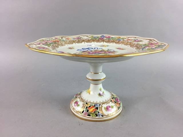 Dresden Cake Stand - 2