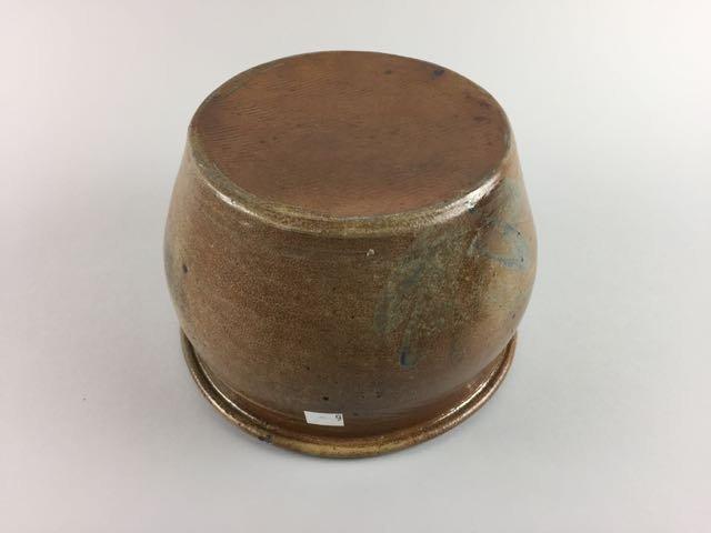 Decorated Stoneware Crock - 3