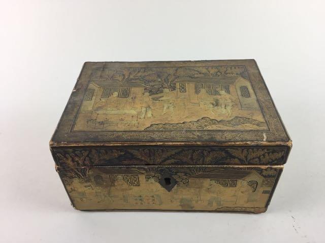 2 Asian Tea Boxes - 10