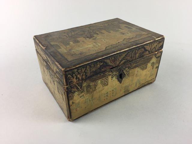 2 Asian Tea Boxes - 9