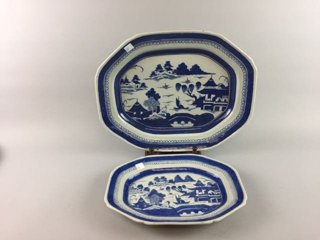 Lot 2 Pieces Canton
