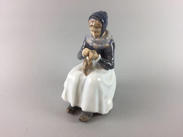 Royal Copenhagen Figure