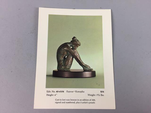 Bronze Sculpture - 6