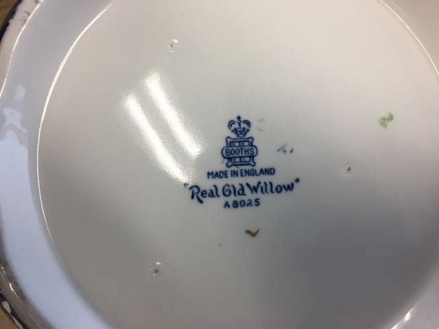 2 Serving Pieces Royal Doulton - 7