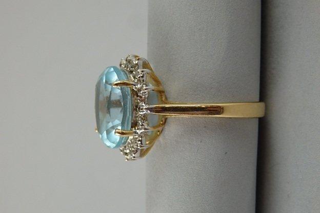 14k Ladies Ring - 4