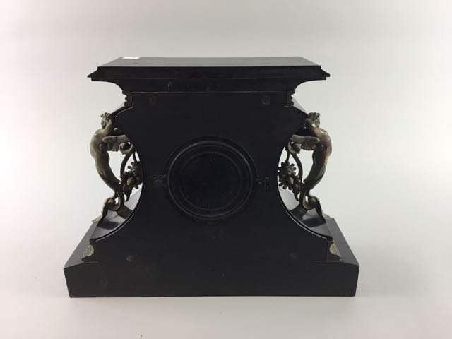 Victorian Ansonia Mantle Clock - 4