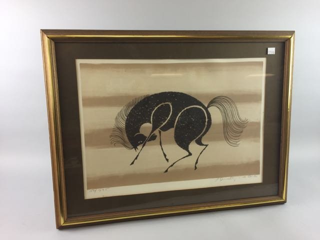 Keith DeCarlo Limited Edition Lithograph