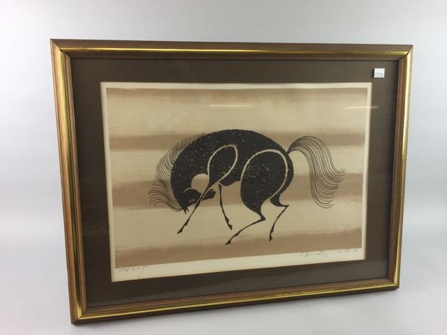 Keith DeCarlo Limited Edition Lithograph - 2