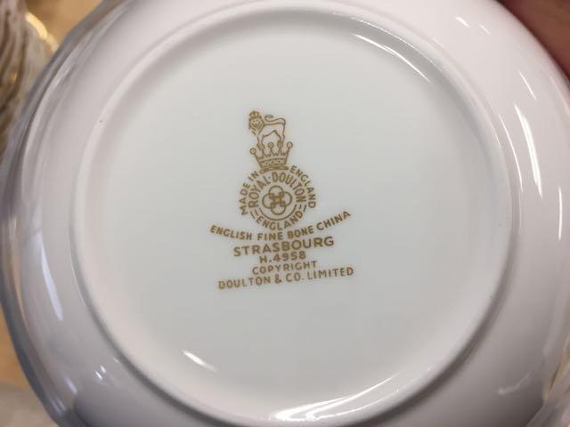 Royal Dolton China Service - 3