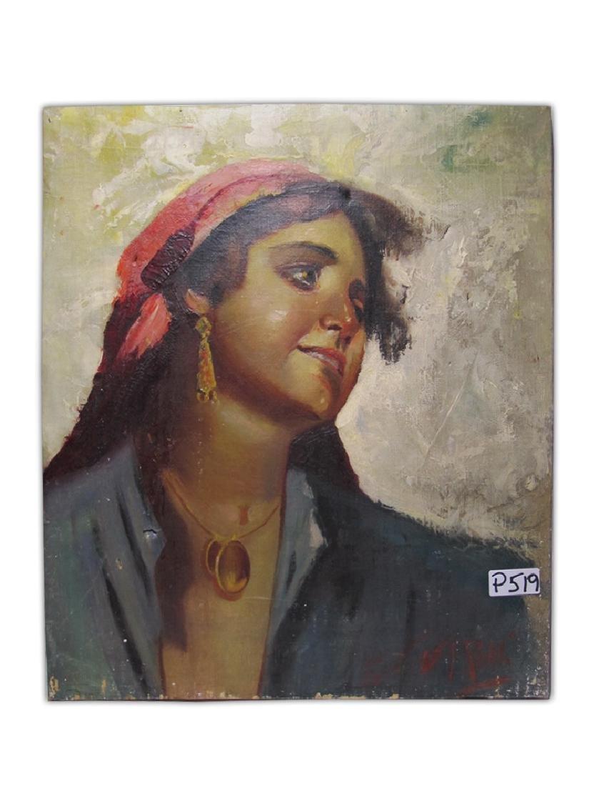 Vincenzo IROLLI (Attrib.) (1860-1942) Italian artist