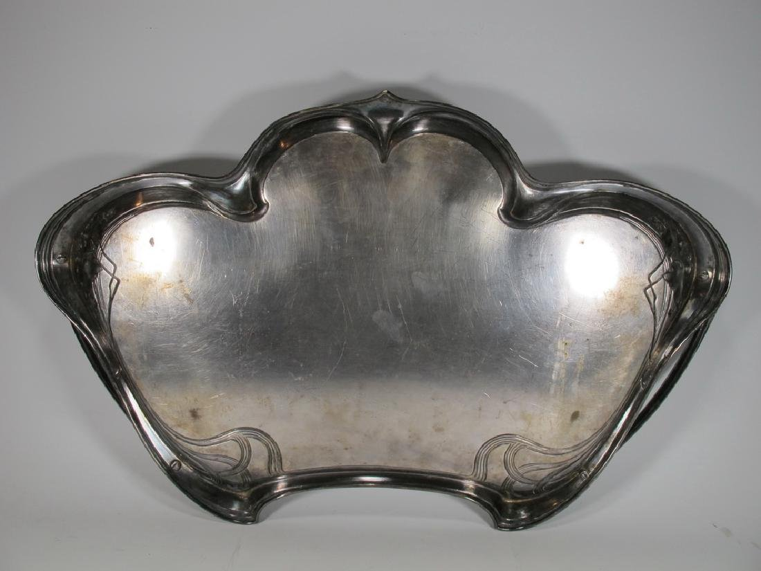 Art Nouveau German WMF metal tray
