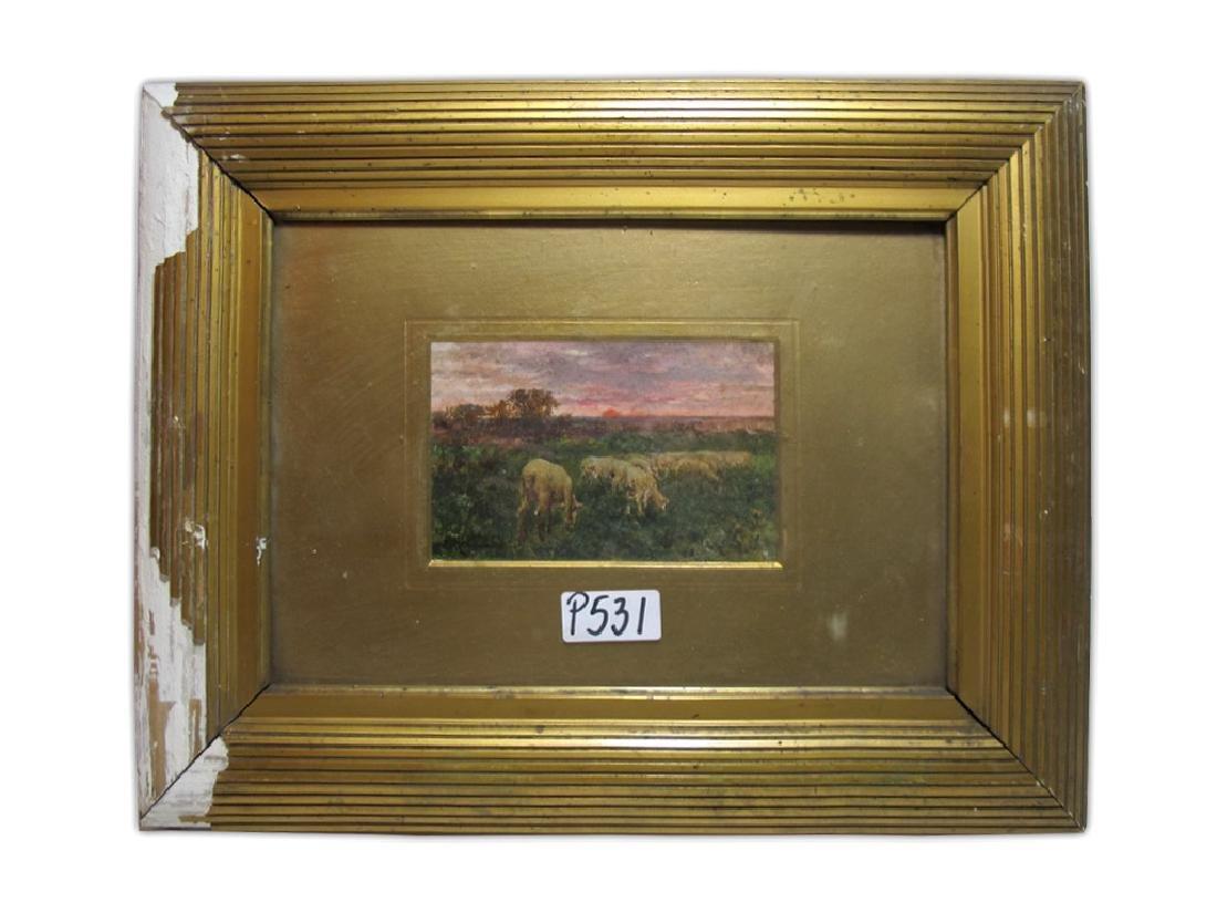 Vicente MOTA Y MORALES (1869-?) (Attrib) painting