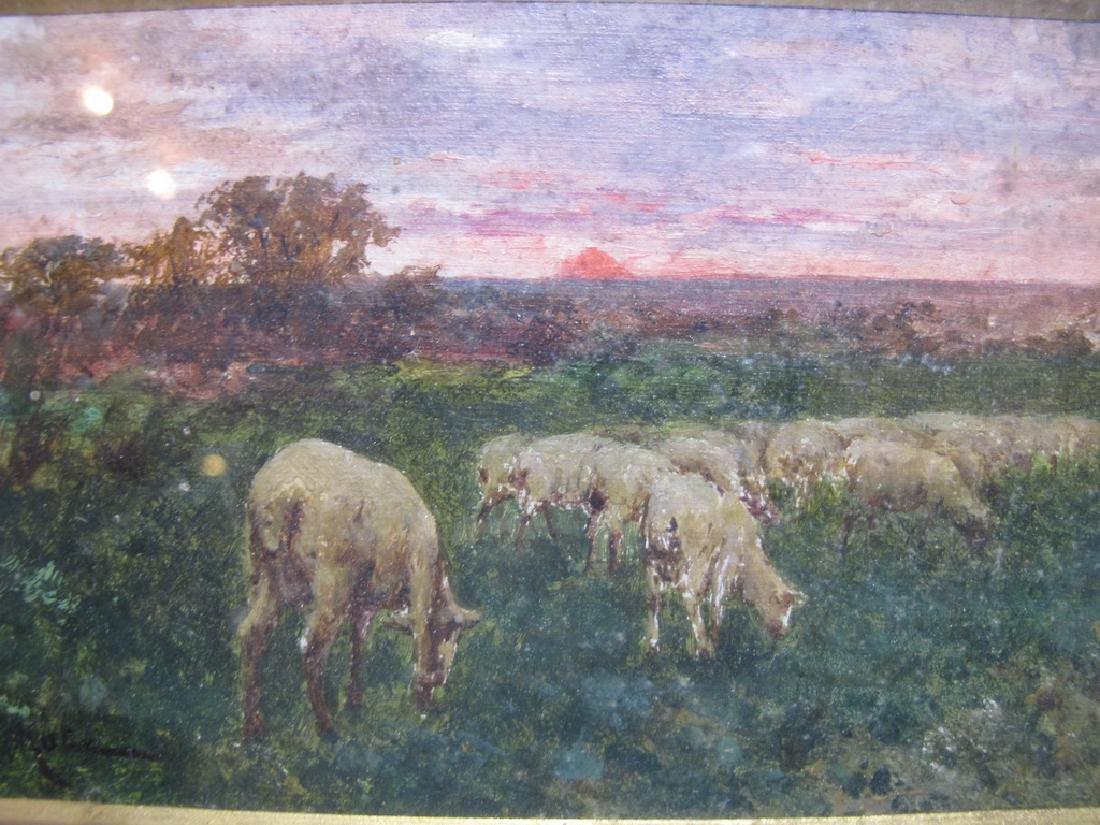 Vicente MOTA Y MORALES (1869-?) (Attrib) painting - 2