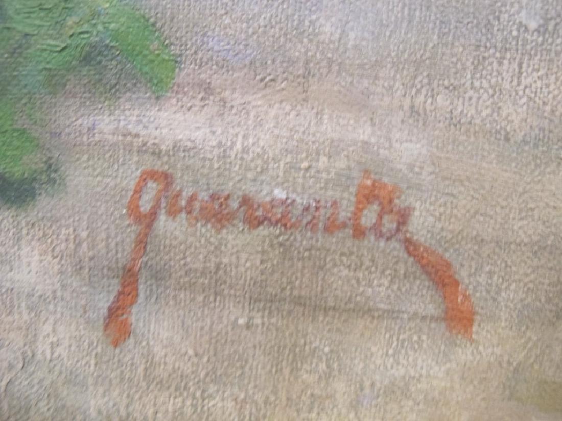 José QUARANTA (1851-1921) oil on canvas painting - 4