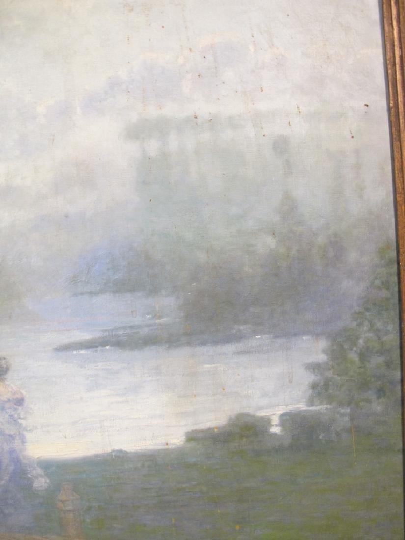 José QUARANTA (1851-1921) oil on canvas painting - 5