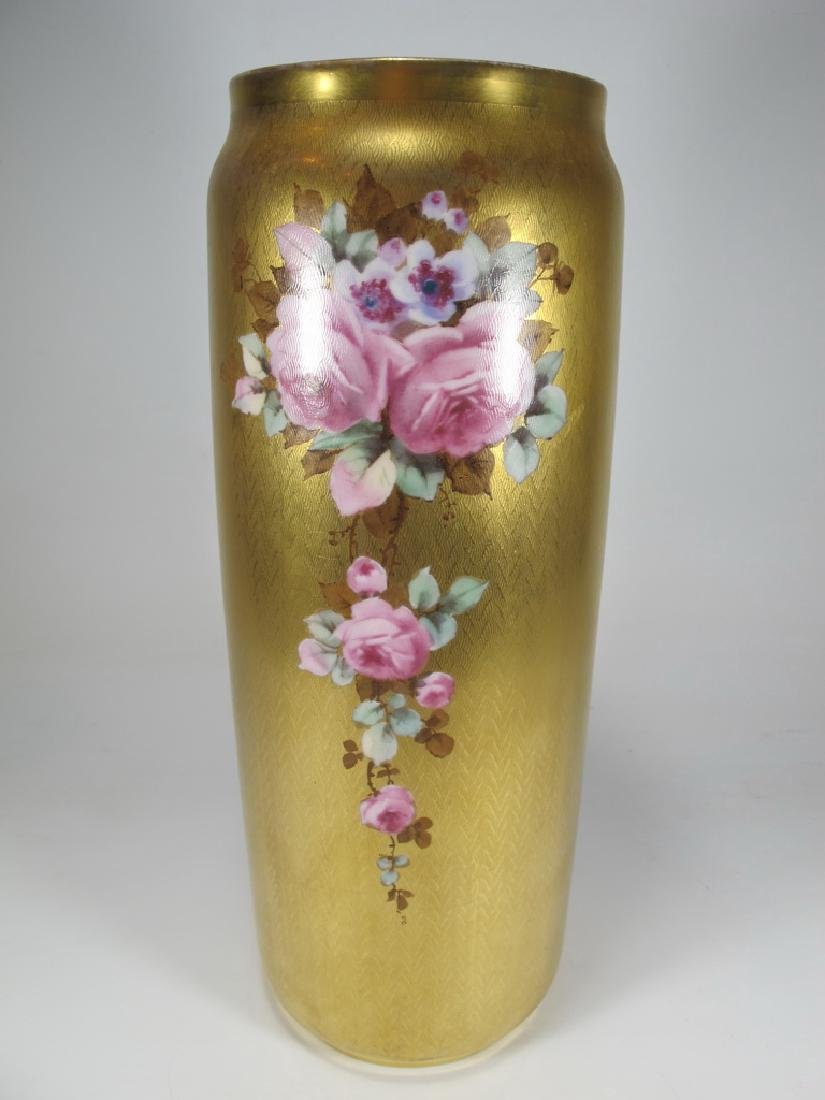 Richard Etched, Limoges porcelain vase - 6