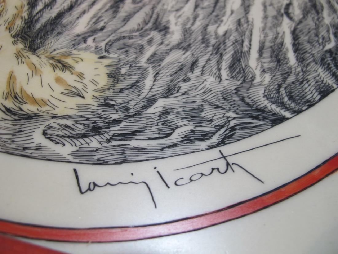 3 Louis ICART (1888-1950) engraving on resine repro - 7