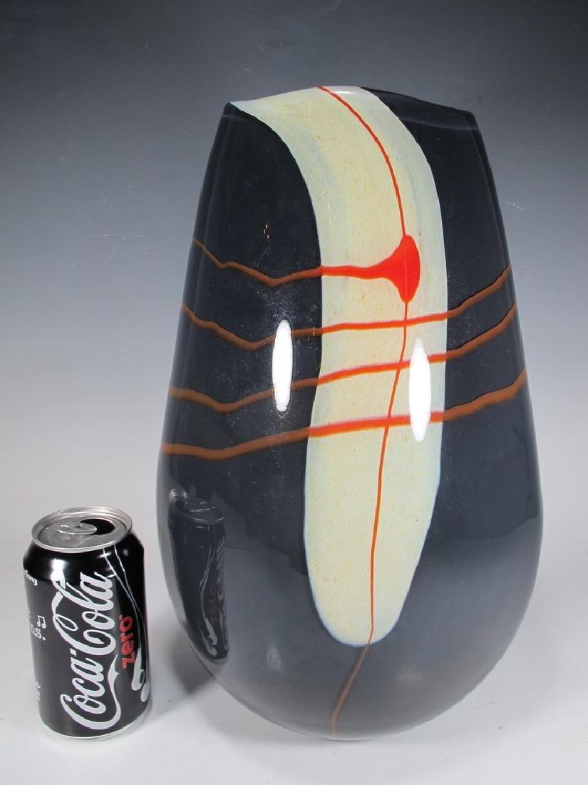 Oggetti, Italy murano glass vase