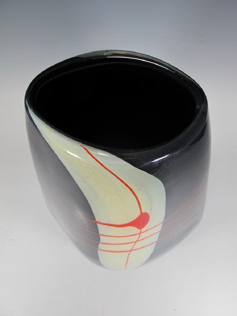 Oggetti, Italy murano glass vase - 3