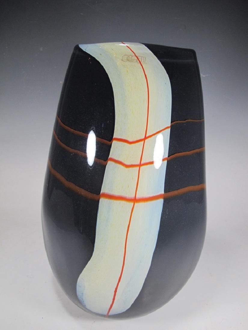 Oggetti, Italy murano glass vase - 5