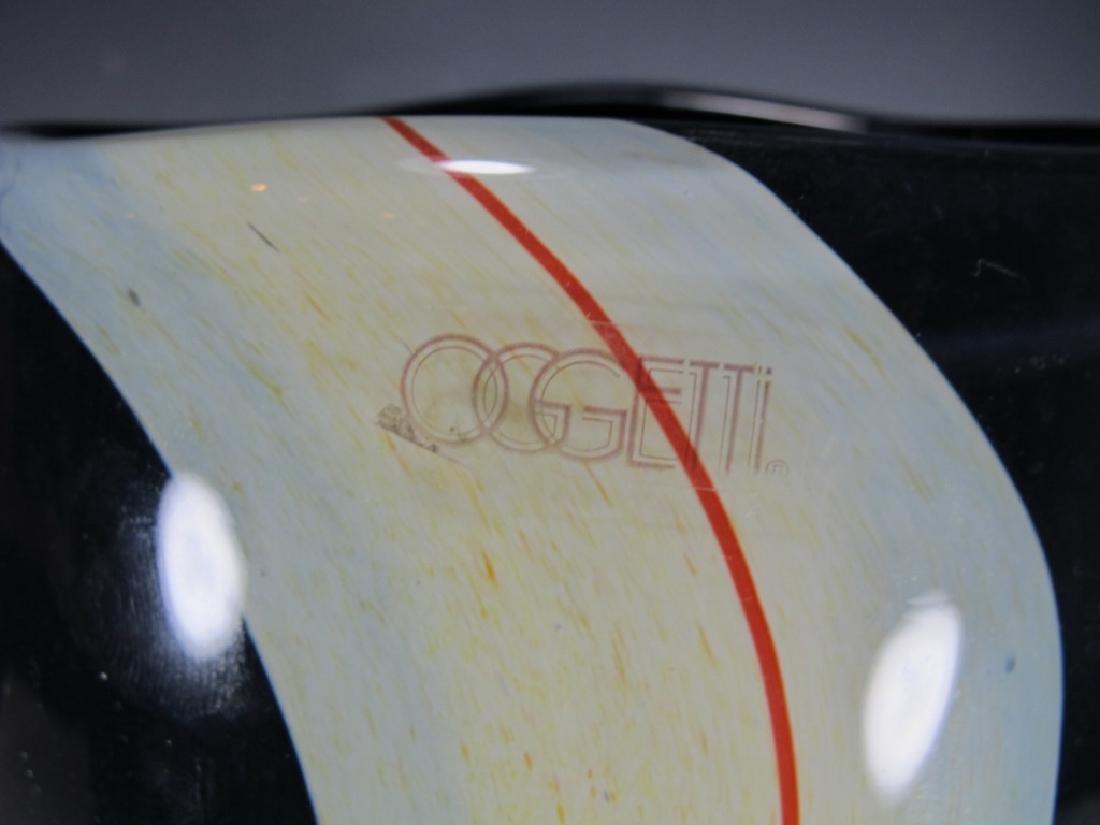 Oggetti, Italy murano glass vase - 6
