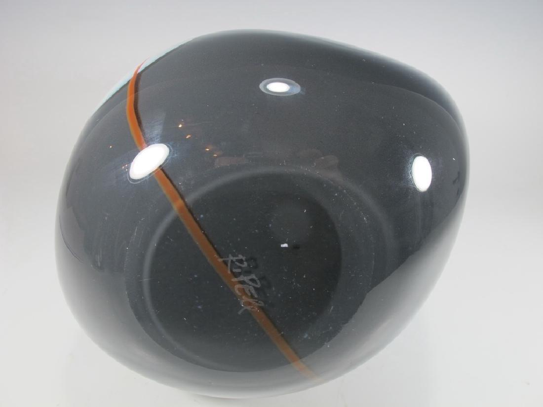 Oggetti, Italy murano glass vase - 8