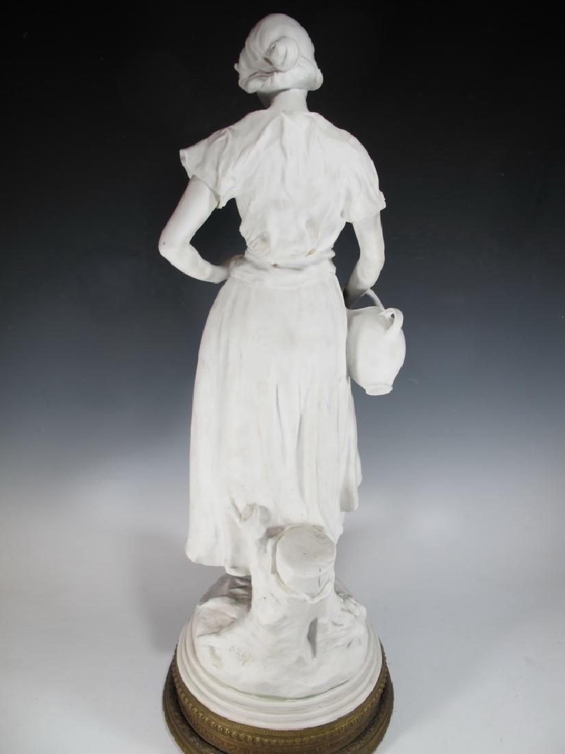 Luca MADRASSI (1848-1919) bisque statue - 6