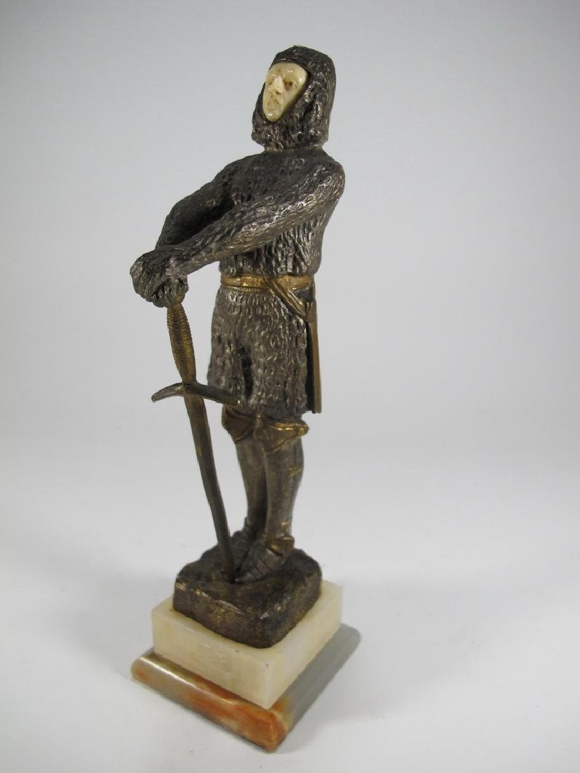 Georges OMERTH (act.1895-1925) bronze sculpture