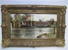David MURRAY (1849-1933) Scottish artist painting