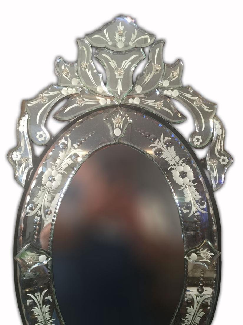 Amazing modern Vemetian wall mirror - 2