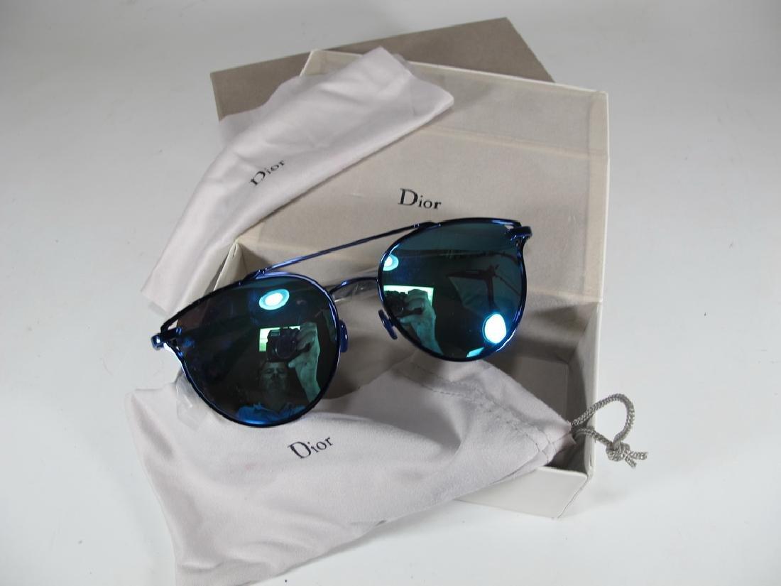New Christian Dior sunglasses in a box