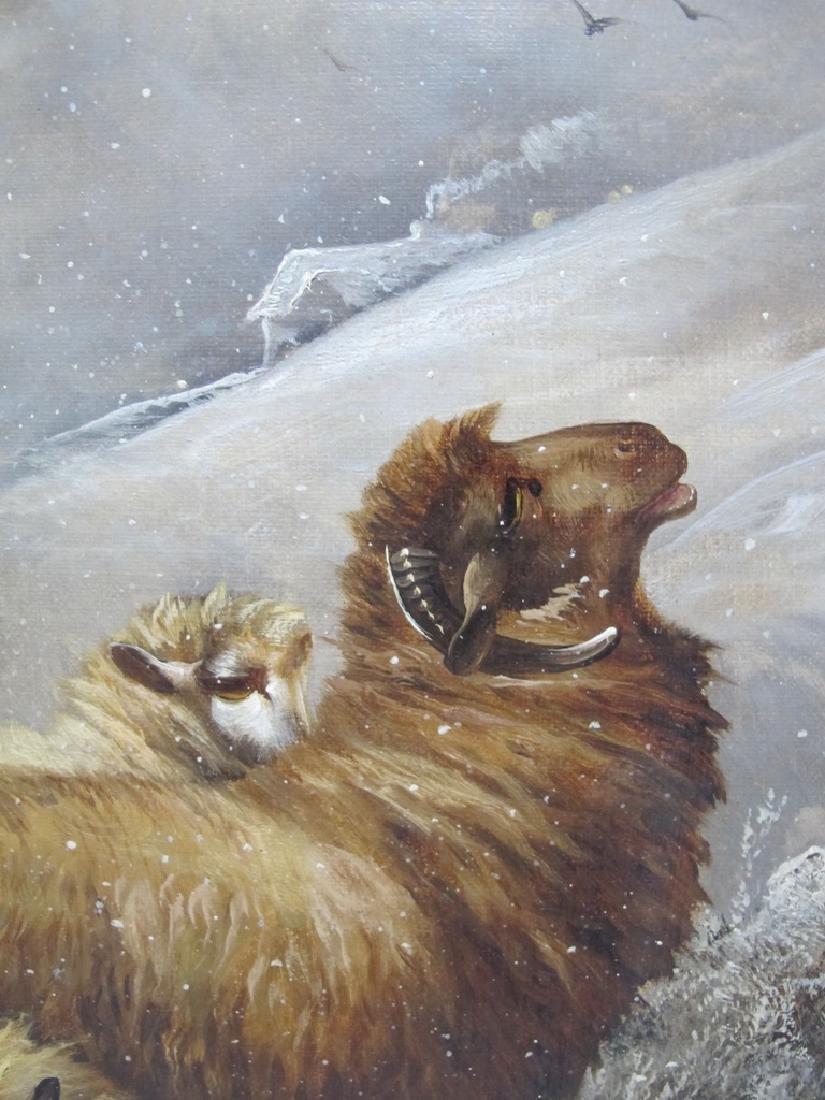 Joseph VAN DIEGHEM (1843-1885) (Attrib) Belgian artist - 3