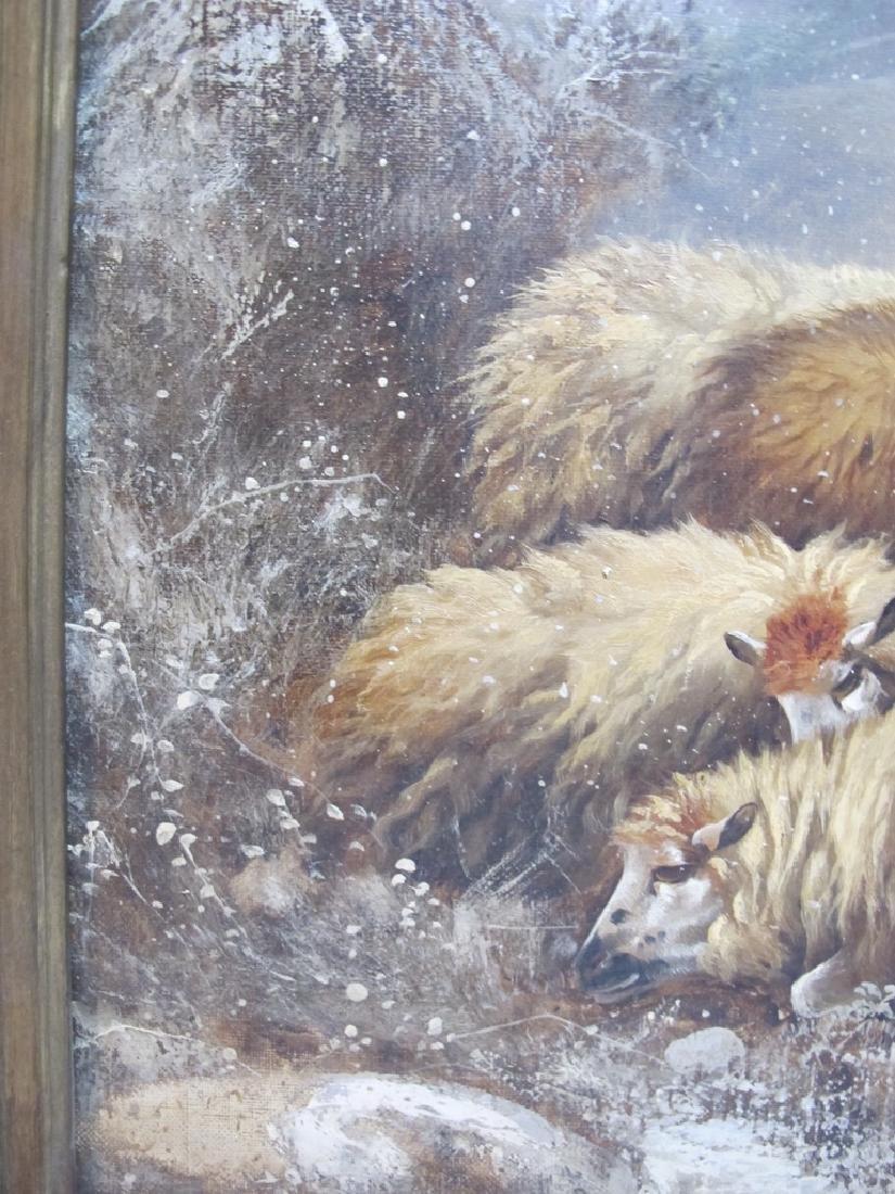 Joseph VAN DIEGHEM (1843-1885) (Attrib) Belgian artist - 6