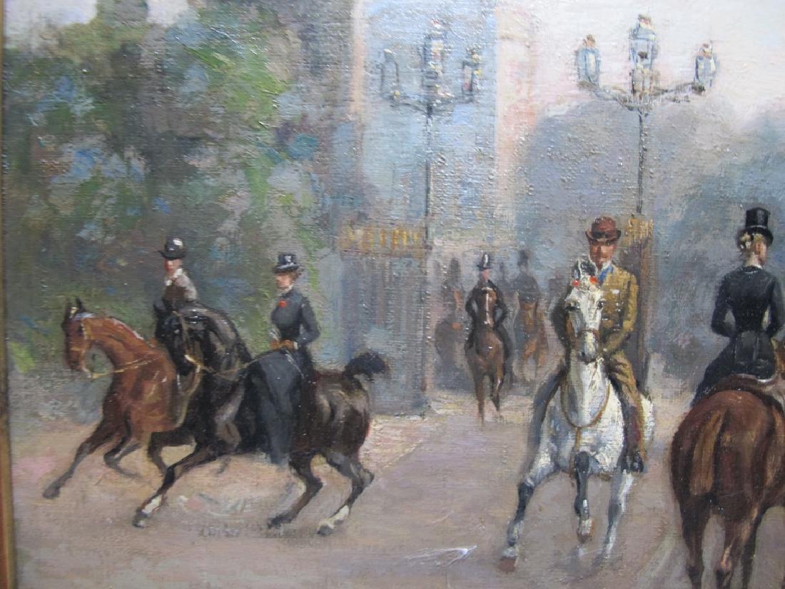Richard BLOOS (1878-1956) German artist painting - 3