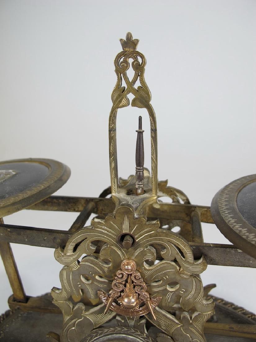 Antique English Masonic Melliship & Harris scale - 3