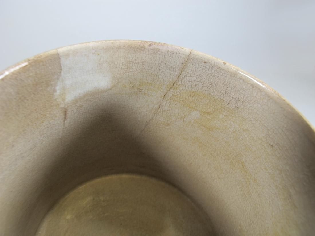 Vintage Sunderland luster Masonic Odd Fellows Honor mug - 5