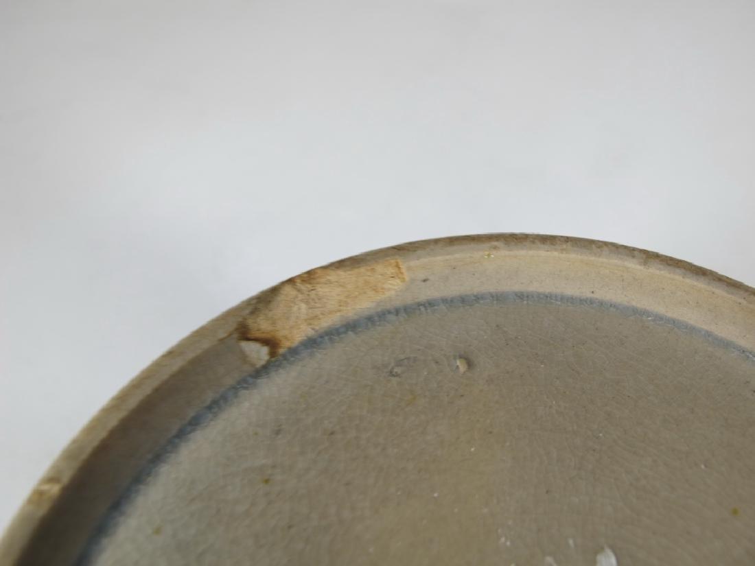 Vintage Sunderland luster Masonic Odd Fellows Honor mug - 8