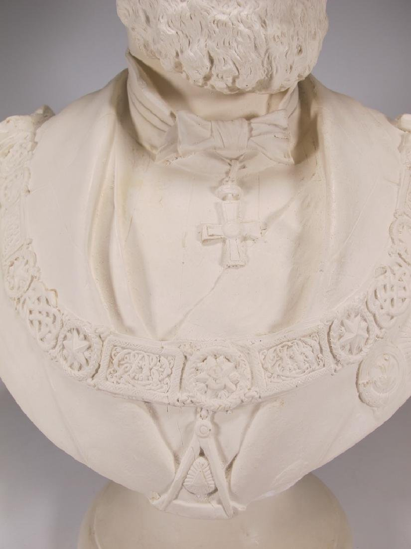 Bust of Edward VII by Copeland - 4
