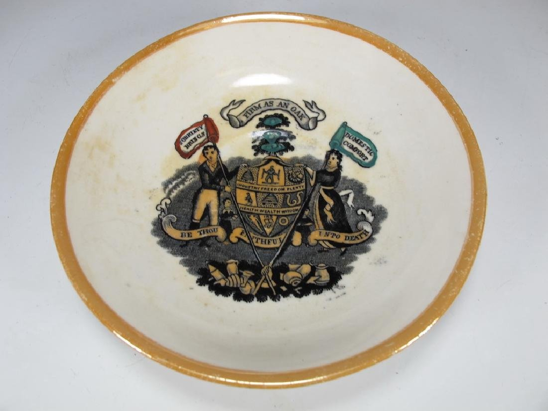 Vintage Masonic set of cup and saucer - 2