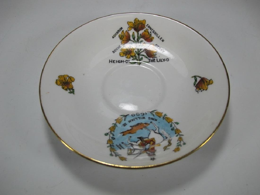 Lot of 5 assorted Masonic plates - 8