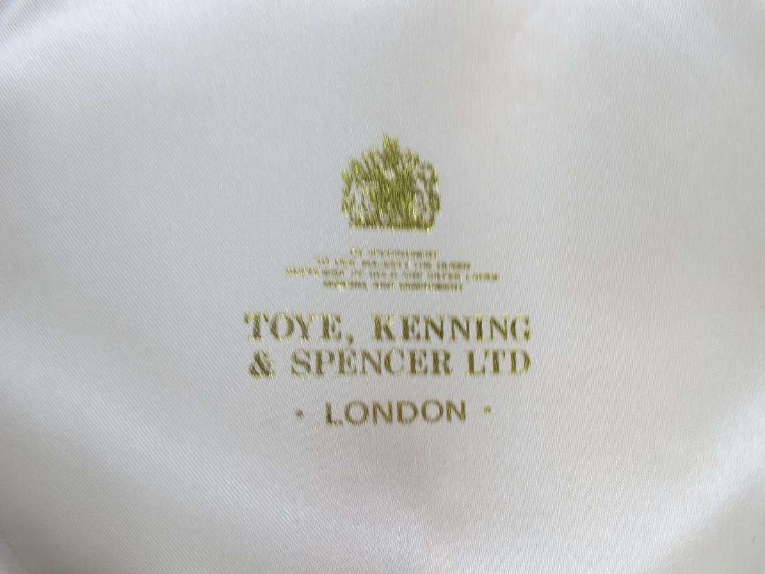 Toye Kenning & Spencer Ltd Masonic pewter plate - 2